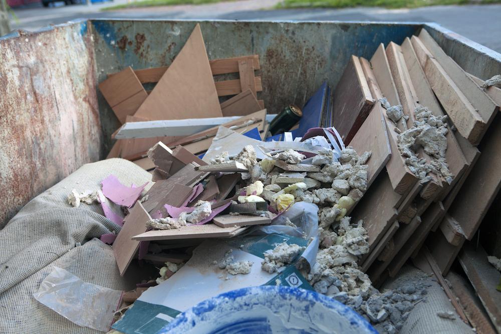 Builders Rubbish Skip