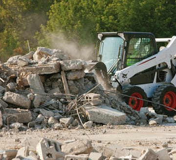 Small Demolition